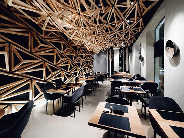 نوسا دکور-کاربرد سقف کشسان