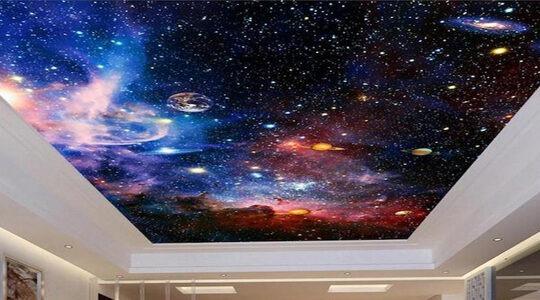 نوسا دکور-سقف کشسان لابل